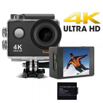 DveeTech Ultra HD (4K) Action Camera S2R