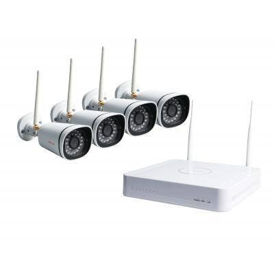Foscam FN3104W B4 720P WiFi NVR Beveiligingssysteem