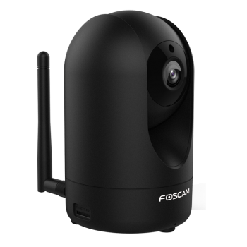 Foscam R2 Full HD 2MP pan-tilt camera (zwart)