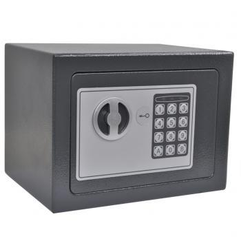 Kluis digitaal elektronisch 23x17x17 cm