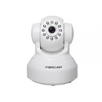 Foscam FI9816P 1MP pan-tilt IP camera (Wit)