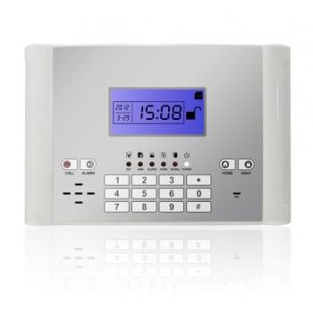 Wolf Guard Draadloos Alarmsysteem M2C-Silver