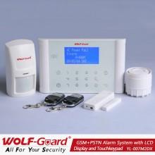 M2DX Wolf-Guard Intelligent Wireless GSM Alarm System