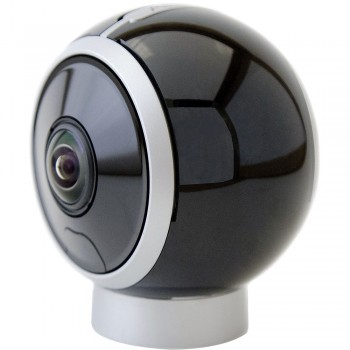 ALLie AHB10 IR Dual 360° 4K VR Streaming Camera Zwart