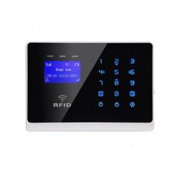 Wolf Guard Draadloos Alarmsysteem M2FX-Zwart