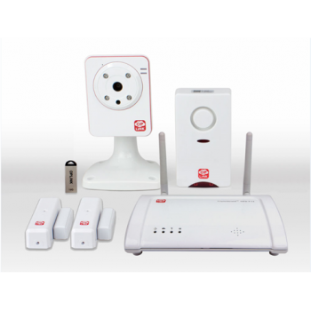 Oplink TripleShield C1S3 wifi alarmsysteem thuis
